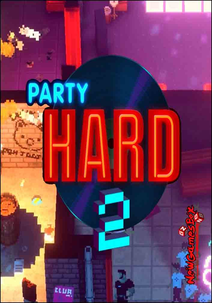 Party Hard 2 (2018) PC | Лицензия