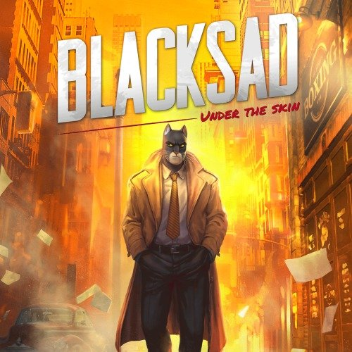 Blacksad: Under the Skin (2019) | RePack от