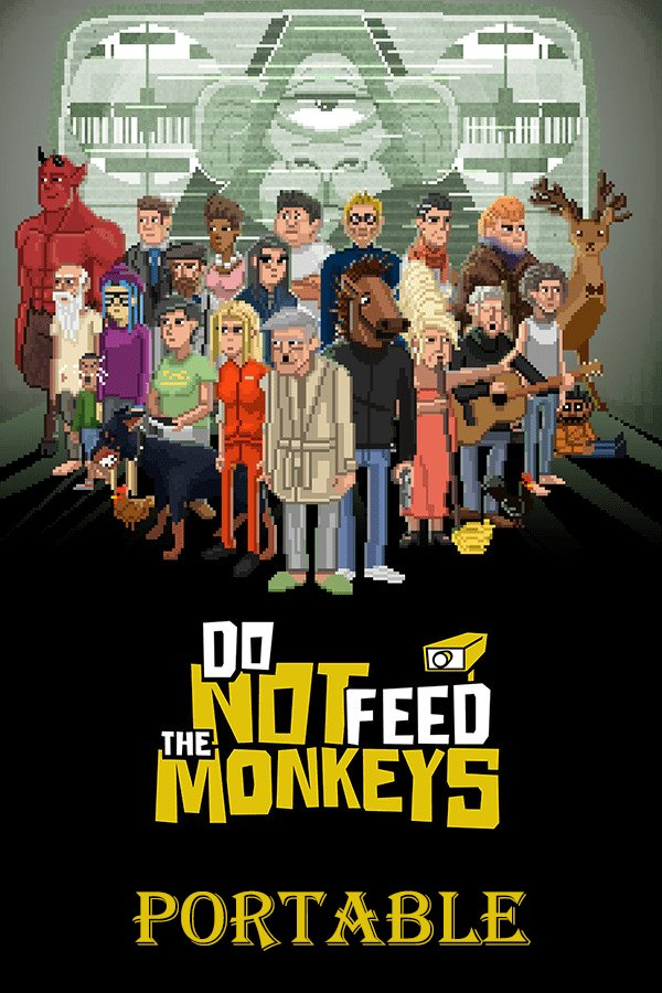 Do Not Feed the Monkeys (2018) PC | Лицензия